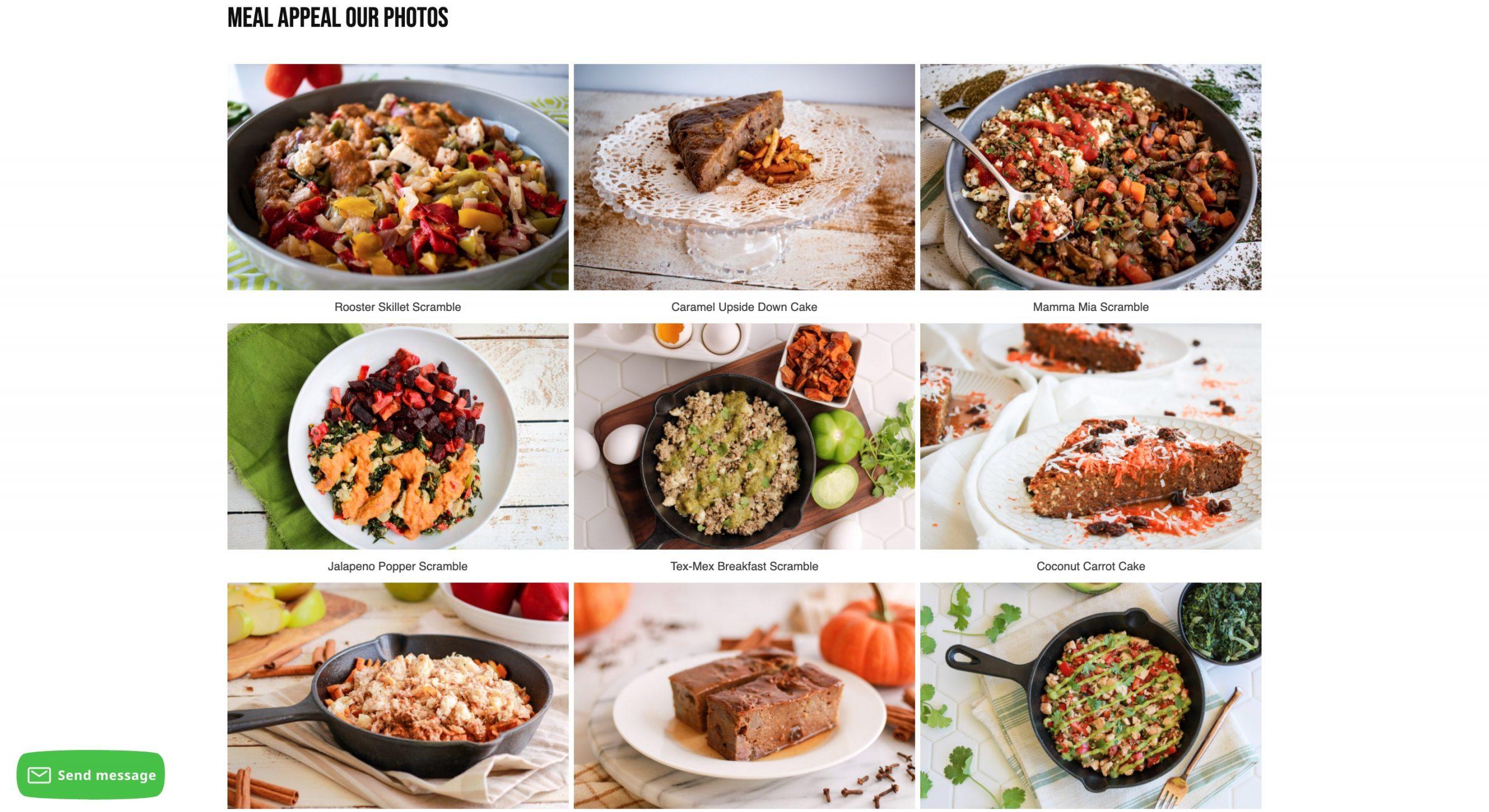 Eatology menu