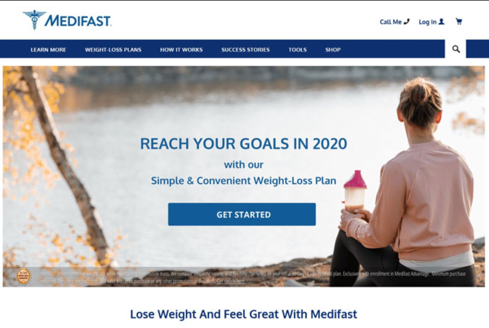 Medifast page